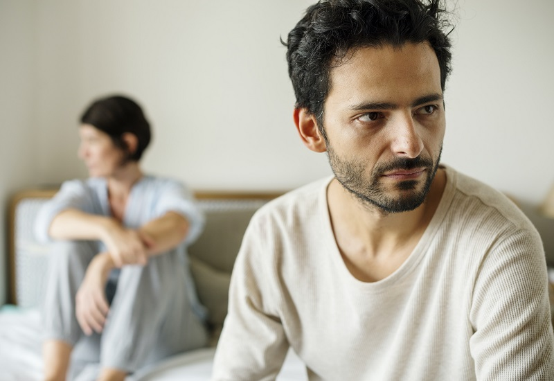 angry husband support and help